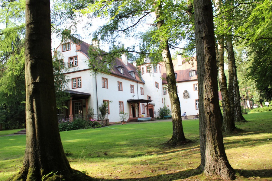 Vintage Hochzeit Im Schloss Weiler